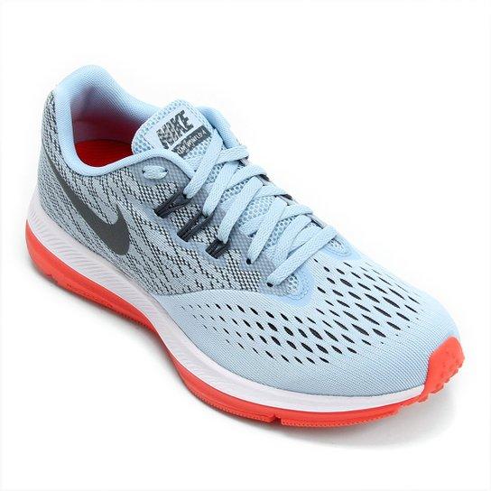 bfbbdd414a Tênis Nike Zoom Winflo 4 Feminino - Compre Agora