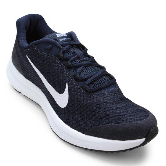 ee32ce43f4 Tênis Nike Runallday Masculino - Azul e Branco - Compre Agora
