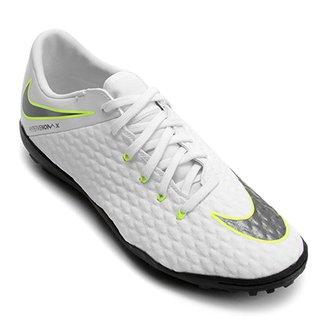 91735fa4ac Chuteira Society Nike Hypervenom 3 Academy TF Masculina
