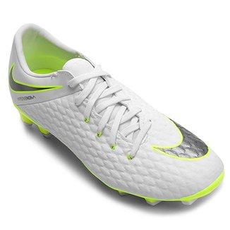 5a8ce0ddba387 Chuteira Campo Nike Hypervenom Phantom 3 Academy FG