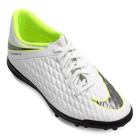 Chuteira Society Nike Hypervenom Phantom 3 Academy TF Society ... 264c01a81111e