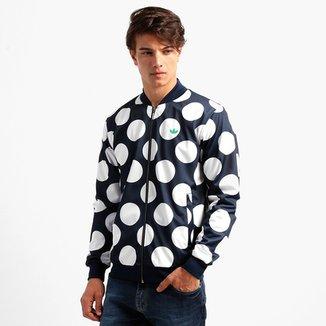 46bb30d31d1 Jaqueta Adidas Stan Smith Tt