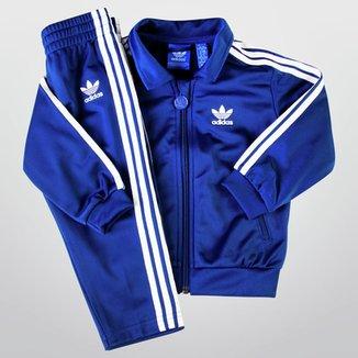 Agasalho Adidas I Firebird Infantil 9f78e011cd
