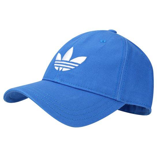 Boné Adidas Originals Trefoil - Compre Agora  56bbed9a97a