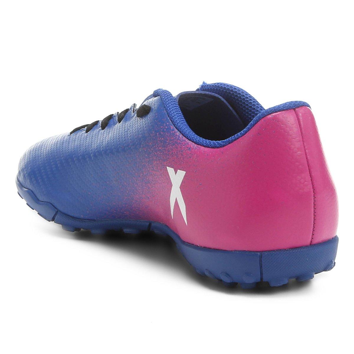 eba609bf2f Chuteira Society Adidas X 16 4 TF