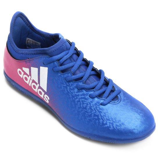 Chuteira Futsal Adidas X 16.3 IN - Compre Agora  cdf061083d984