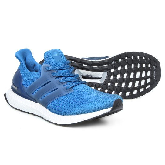 3b37b21b38 Tênis Adidas Ultra Boost Masculino - Compre Agora