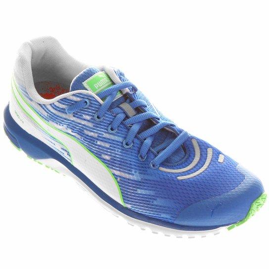 b221fccf3ff Tênis Puma Faas 300 V4 - Azul Royal+Branco