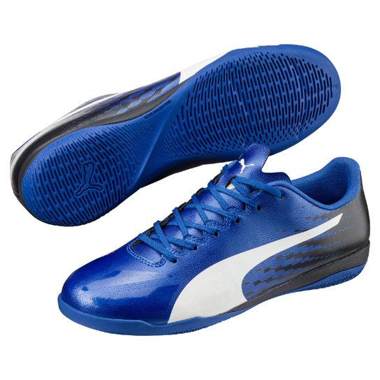 039901b21cb Chuteira Futsal Puma Evospeed 17.4 IT Masculina - Compre Agora ...