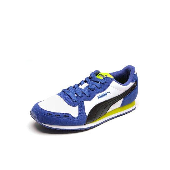 deea7786708 Tênis Casual Puma Cabana Racer Sl Infantil - Compre Agora