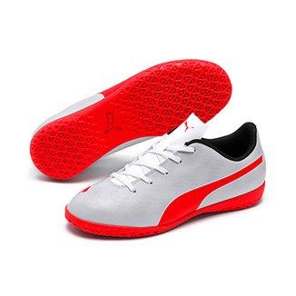 Chuteira Futsal Infantil Puma Rapido IT 0c8ec9ad669d5