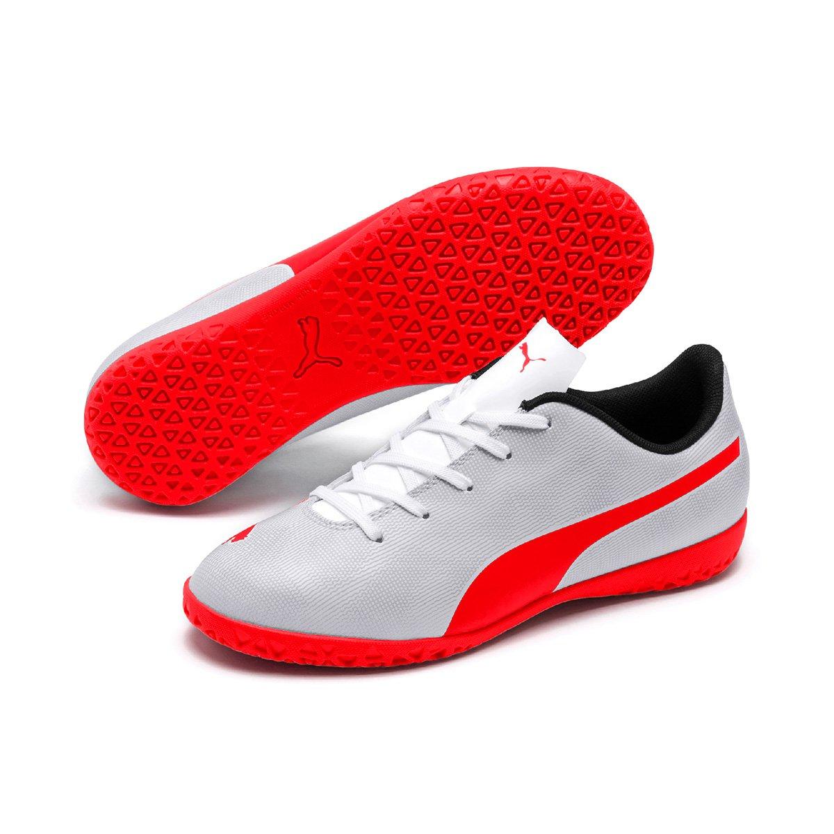 8ecd1d328e Chuteira Futsal Infantil Puma Rapido IT