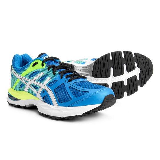 Tênis Asics Gel Spree Masculino - Azul e Branco - Compre Agora ... 61d96898cb648