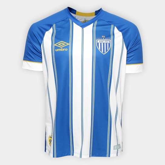 1dce870f8e Camisa Avaí I 18 19 s n° Torcedor Umbro Masculina - Compre Agora ...