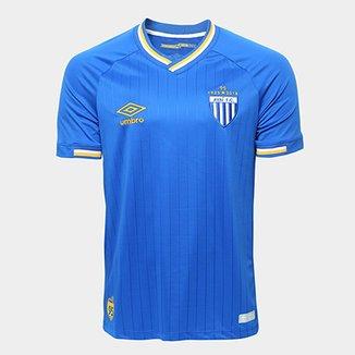 Camisa Avaí III 2018 s n° Torcedor Umbro Masculina c7aa026042fdd