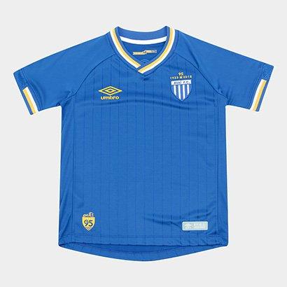 Camisa Avai Infantil III 2018 s/n° Torcedor Umbro