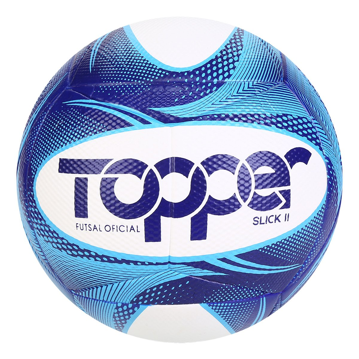 Bola de Futsal Slick II 19 Topper Exclusiva - 0