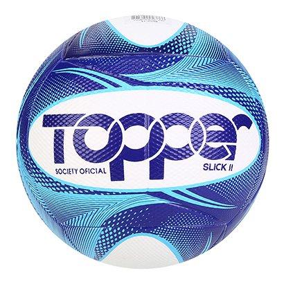 Bola De Futebol Society Slick II 19 Topper