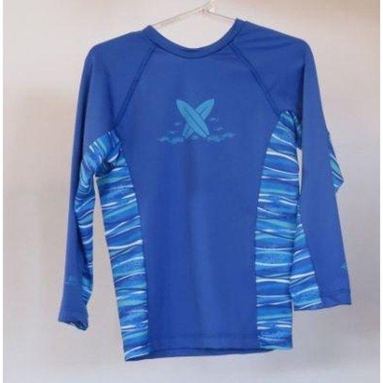 Camiseta Lycra Baby Infantil Mormaii - Compre Agora   Netshoes 9fa626c4b2