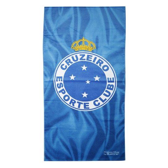 00282f828c Toalha de Banho Cruzeiro Brasão - Compre Agora
