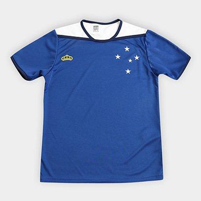 Camiseta Cruzeiro Infantil UP