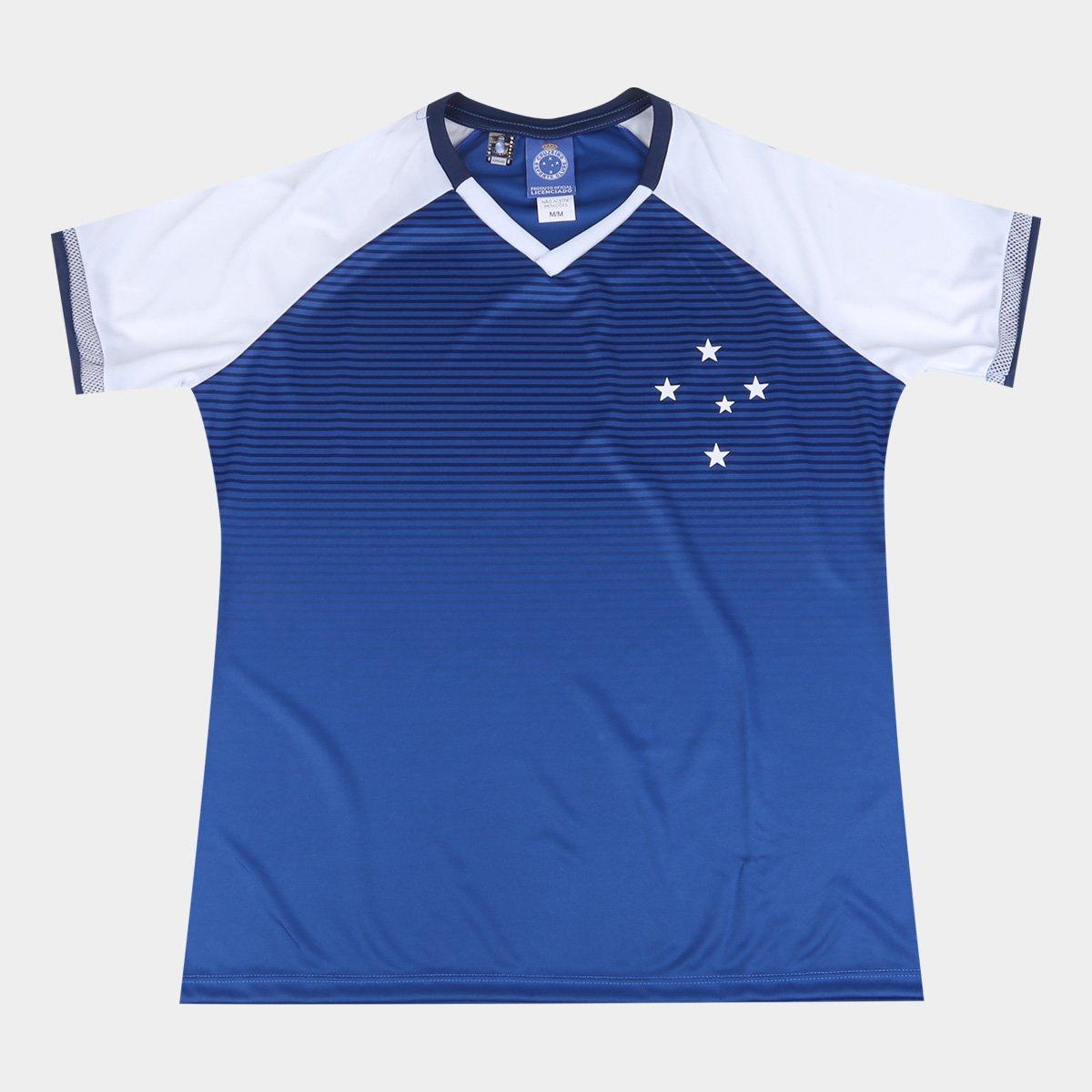 Camiseta Infantil Cruzeiro Care