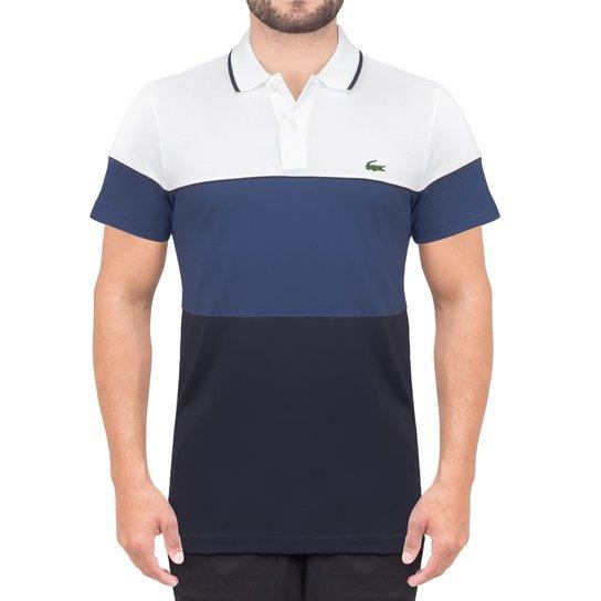 ccdd2dc9daee8 Camisa Lacoste Polo Fancy Golf - Compre Agora