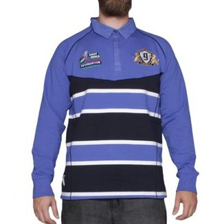 13e5cd27dc Camisa Kevingston Gola Polo M L Stockport Rugby
