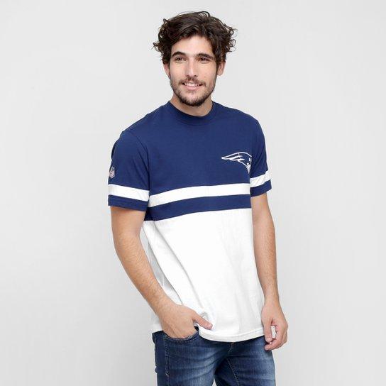 Camiseta New Era NFL Ribbon New England Patriots - Compre Agora ... 9986154e171