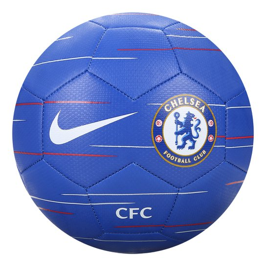 Bola de Futebol Campo Chelsea Nike Prestige - Azul e Branco - Compre ... 970ca2d2087b5
