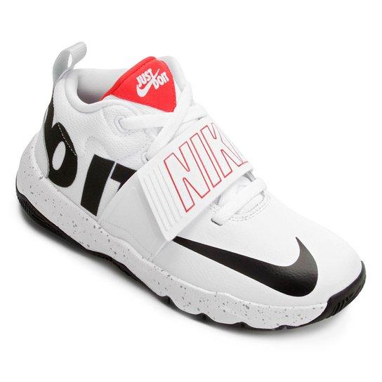 24a7dcb6 Tênis Infantil Nike Team Hustle D 8 Jdi Bg - Branco e Cinza | Netshoes