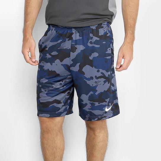 Bermuda Nike Dri- Fit Camo Masculina - Compre Agora  3019f8afcd997