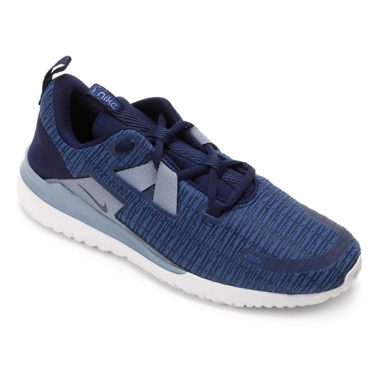 3091f7b7d6 Tênis Nike Renew Arena Masculino - Azul e Branco | Netshoes