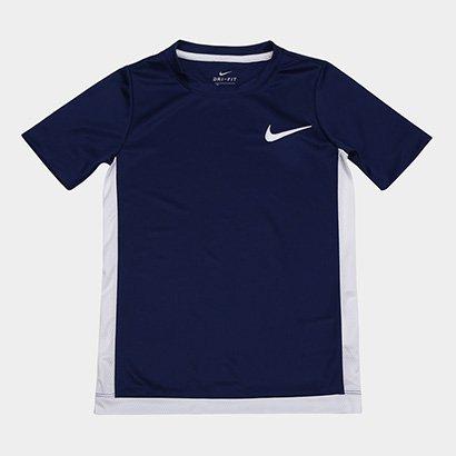 Camiseta Infantil Nike B Dry Top Ss Trophy Masculina f459dc46b01