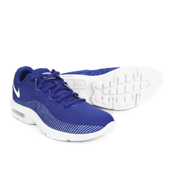 32c8bbb6ab Tênis Nike Air Max Advantage 2 Masculino - Azul e Branco - Compre ...