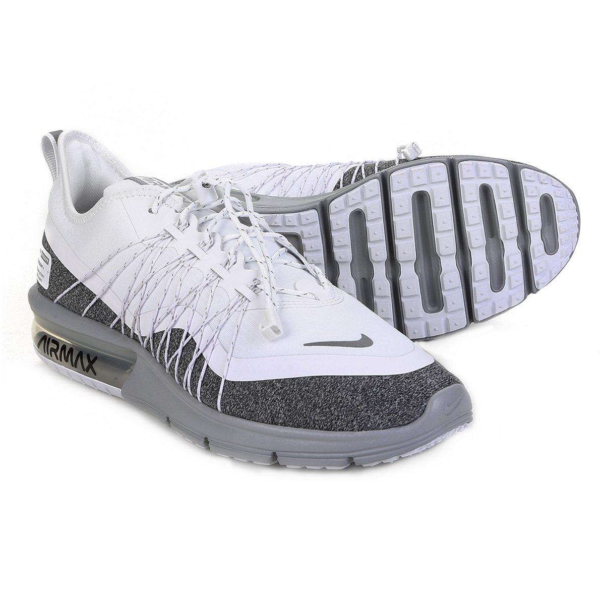 Tênis Nike Air Max Sequent 4 Utility Feminino - Tam: 34