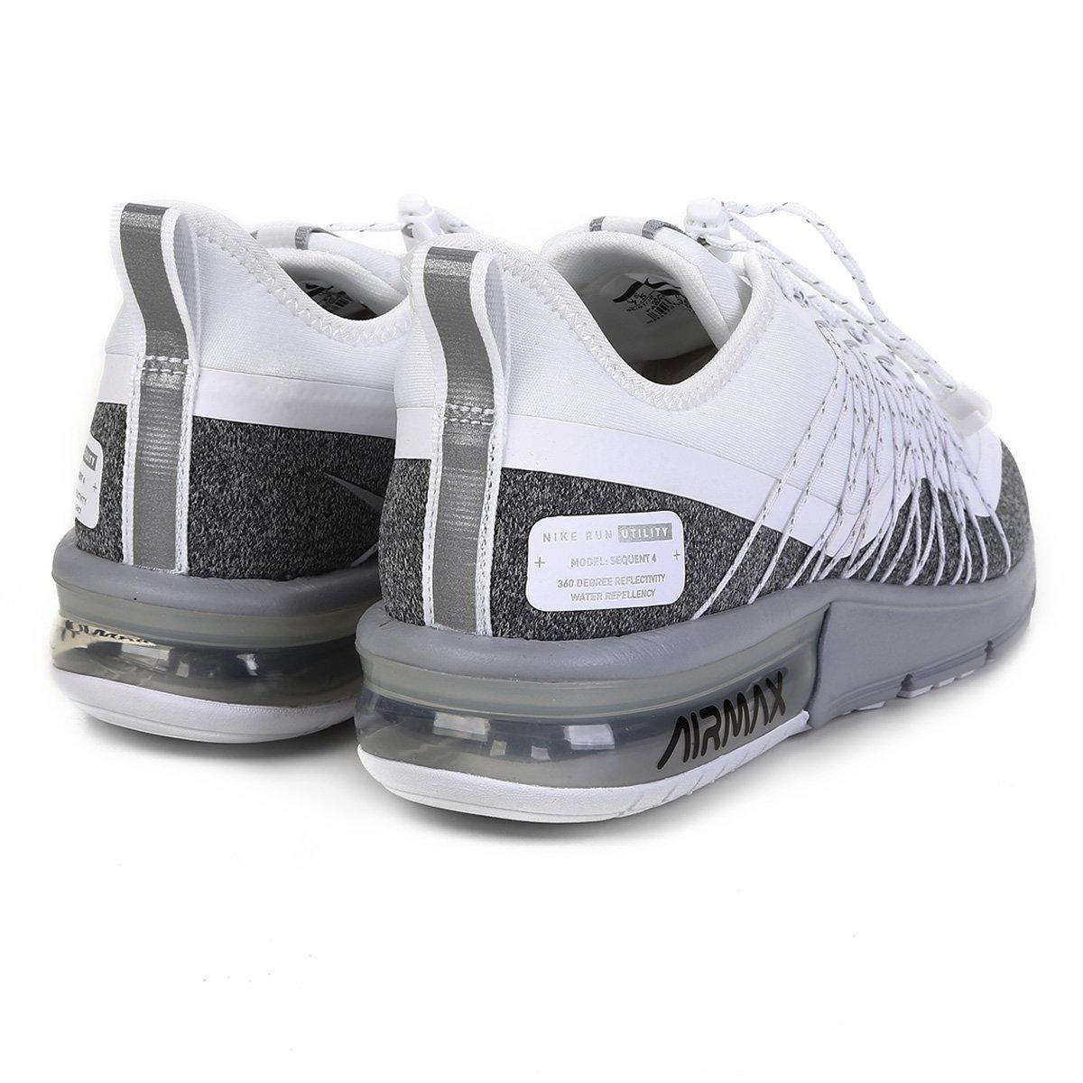 Tênis Nike Air Max Sequent 4 Utility Feminino - Tam: 34 - 2