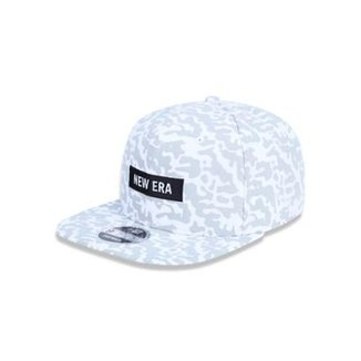 Boné 950 Original Fit Branded Aba Reta Snapback New Era e882a7fc368
