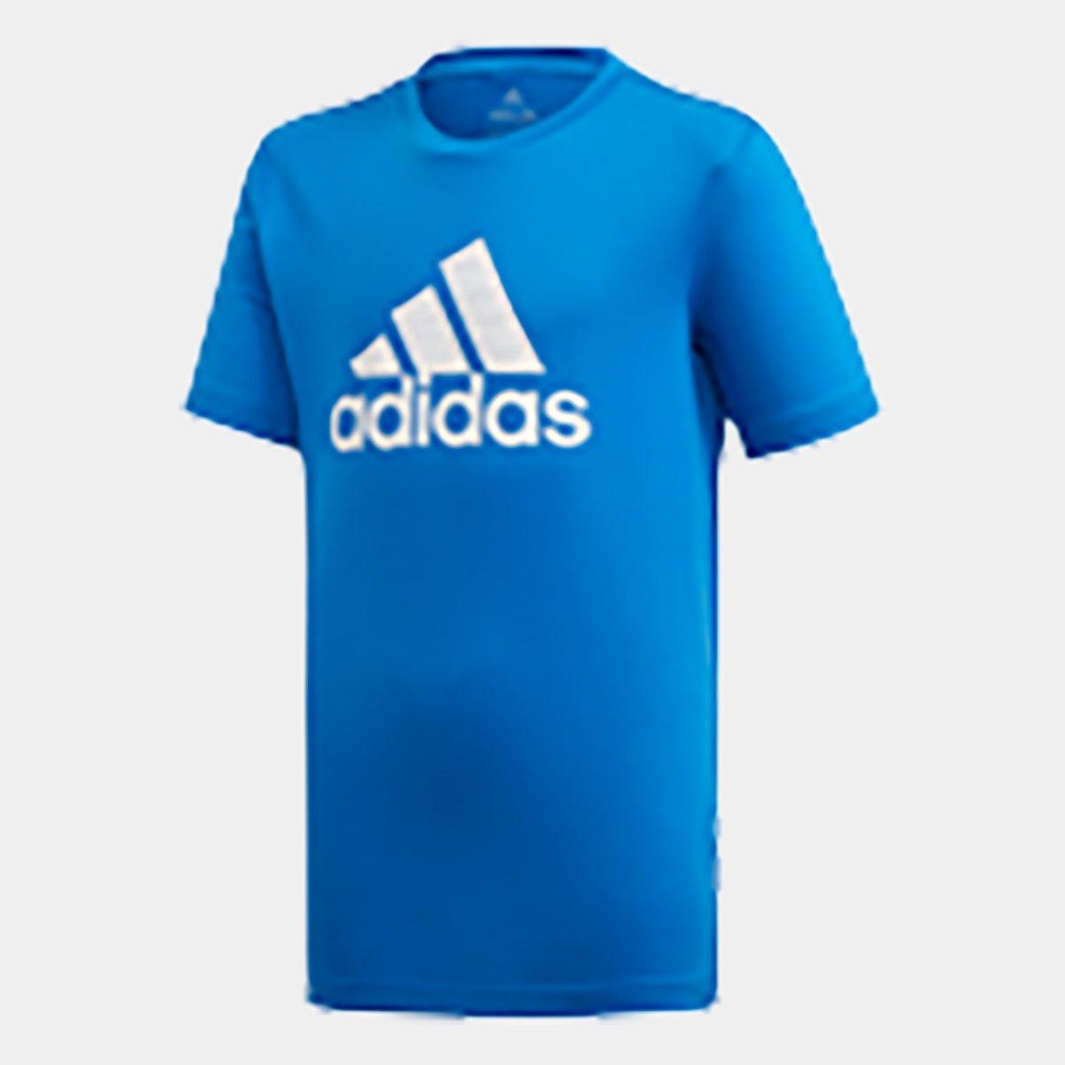 Camiseta Infantil Adidas Jb Tr Prime Masculina