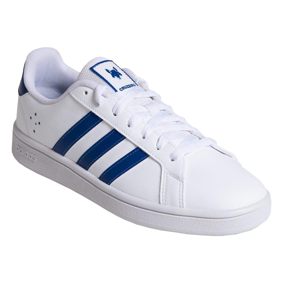 Tênis Adidas Cruzeiro Grand Court Masculino