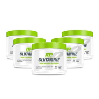 5X Glutamina Muscle Pharm (150G) - Musclepharm
