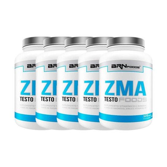 5x ZMA - BRN Foods -