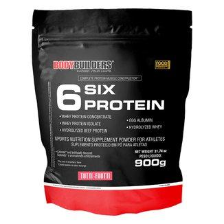 6 Six Protein Refil 900g Exclusivo - Bodybuilders