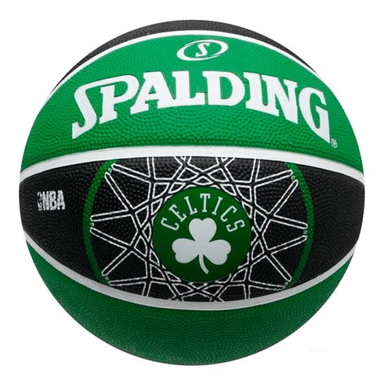 afcf840440 Bola Basquete Spalding Nba Boston Celtics | Netshoes