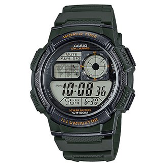 abd460414de Relógio Casio Digital AE-1000W