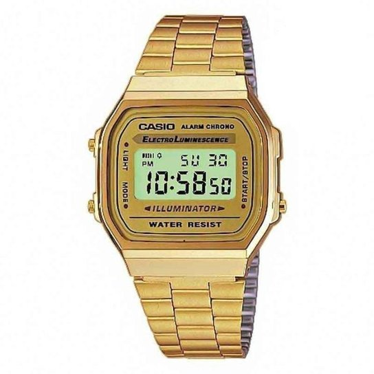b8a6a20cabf Relógio Casio Vintage - Incolor - Compre Agora