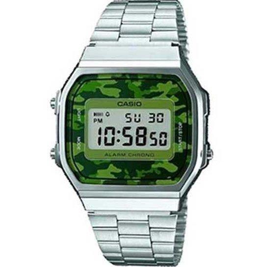 b4c77db94d3 Relógio Casio Vintage A168WEC-3DF - Compre Agora