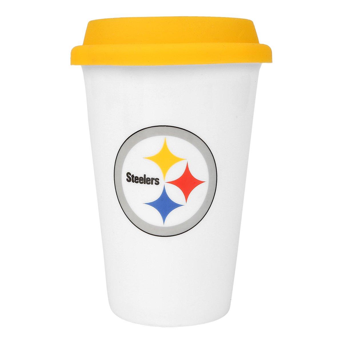 Copo NFL Pittsburgh Steelers 400 ml