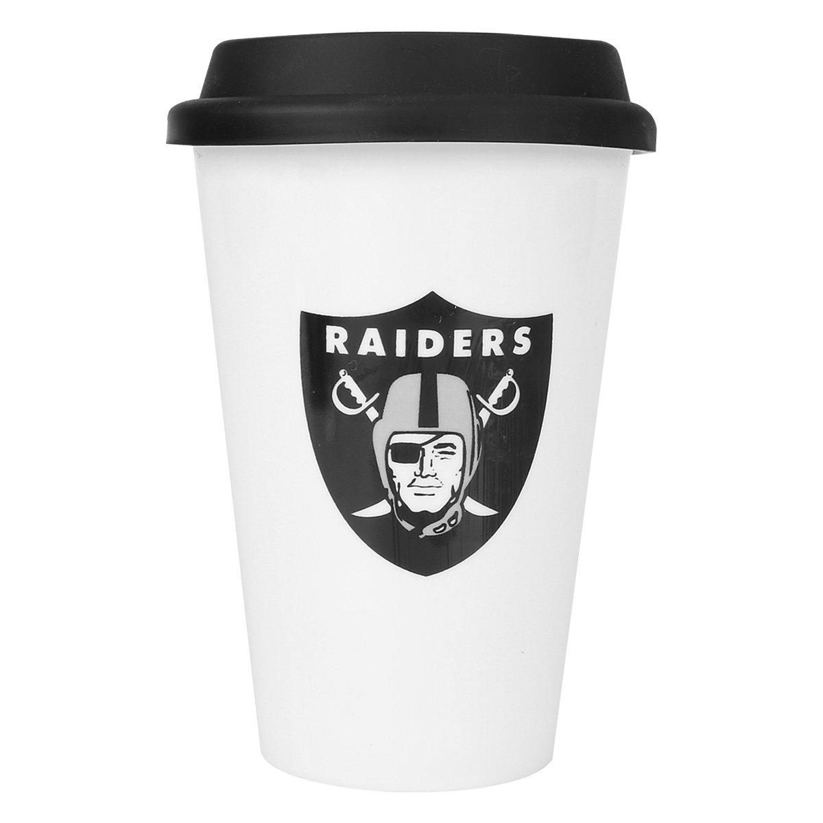 Copo NFL Oakland Raiders 400 ml