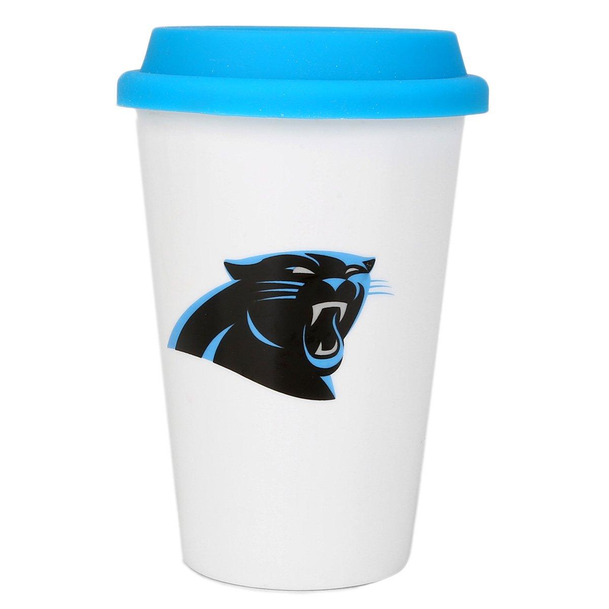 Copo NFL Carolina Panthers 400 ml
